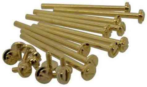 19mm (1.30mm) Threaded Bars & Screws, GP