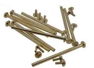8mm (1.20mm) G Bars & Screws
