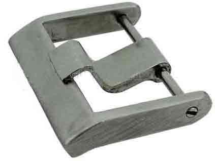 Stainless Steel 22mm Buckle Style 14