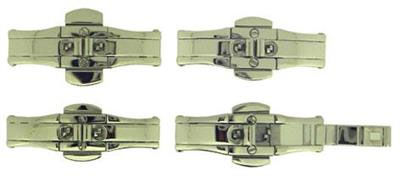 Set of 4 (Ladies) Clasps