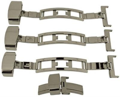 SS Set of 3 (16, 18 & 20mm) Clasps