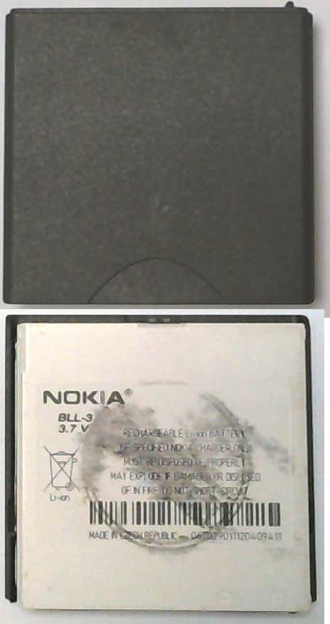 BLL-3 Nokia Replacement Mobile Phone Battery