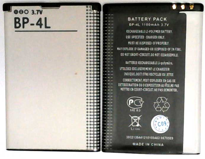 BP-4L Nokia Replacement Mobile Phone Battery
