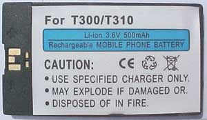 BST-22 Replacement for Sony Ericsson Battery