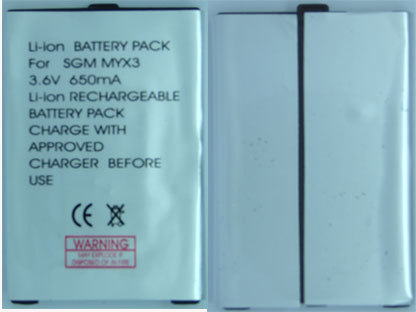 MYX3 Sagem Replacement Mobile Phone Battery