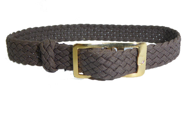 8mm Colour Brown Nylon Watch strap.