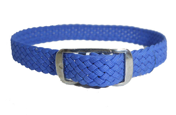 8mm Multi Coloured Light Blue Watch strap.