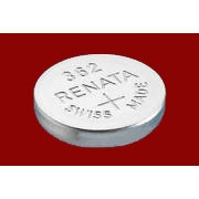 362 Silver Oxide Watch Battery