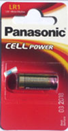 LR1/E90 Panasonic Alkaline Battery Camera Battery