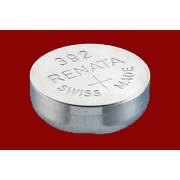 392 Silver Oxide Battery