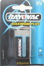 V9 Rayovac Maximum Plus