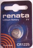 CR1225 Lithium Battery