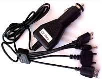 MC401 Kingavon 12V In Car Mobile Charger